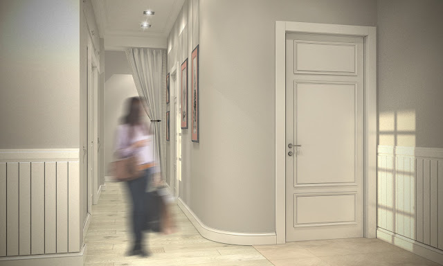 darya girina interior design private flat in moscow