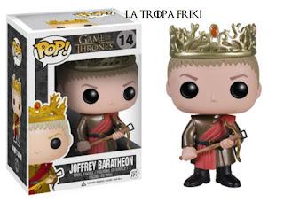 Funko Juego de Tronos Joffrey Lannister