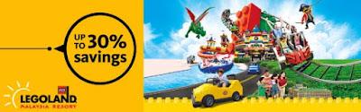 Tiket Legoland Murah Julies