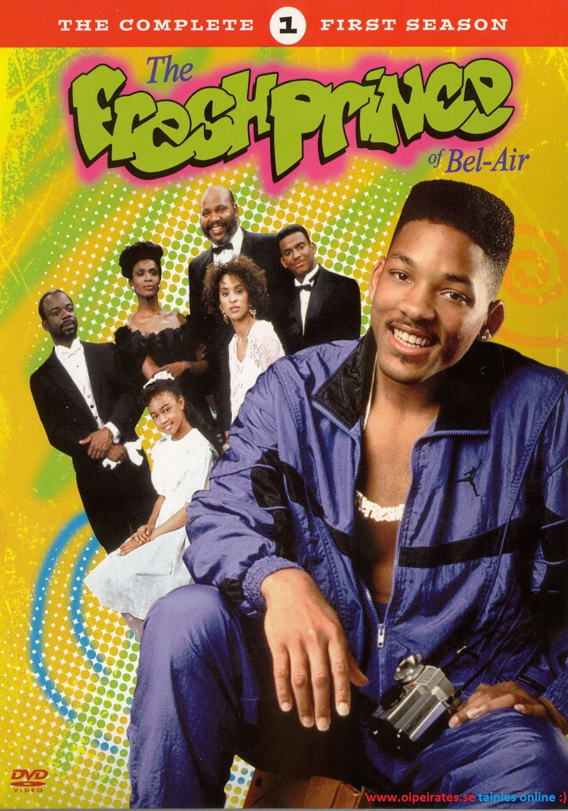 The Fresh Prince Of Bel-Air (1990–1996) ταινιες online seires oipeirates greek subs