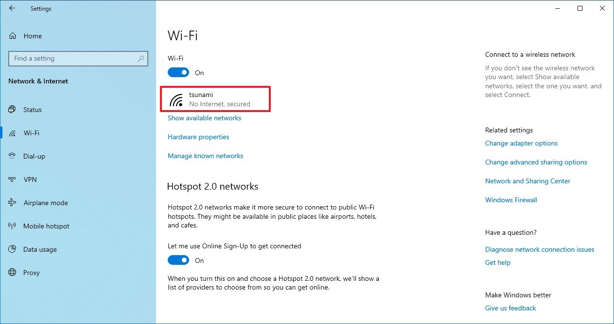 How To Check Wifi Network Security Type On Windows 10