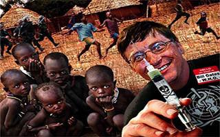 bill gates  εμβολιασμοι