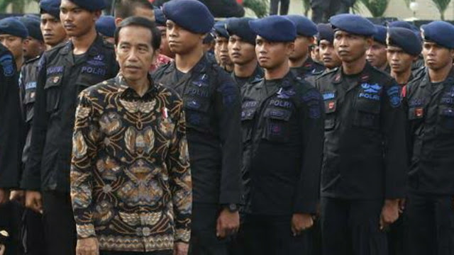 Jokowi: Dakwah Itu Merangkul, Bukan Memukul