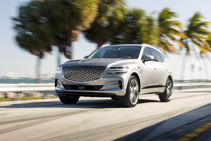 2021 Genesis GV80 Review, Specs, Price