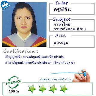 ครูสอนภาษาไทยที่นครปฐม สอนภาษาอังกฤษที่นครปฐม สอนศิลปะที่นครปฐม สอนภาษาไทยที่ศาลายา สอนภาษาอังกฤษที่ศาลายา สอนศิลปะที่ศาลายา
