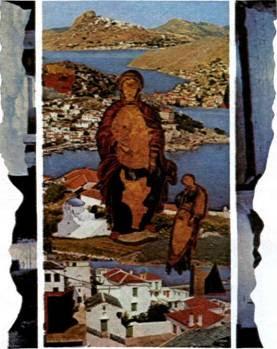 Η παναγία στην Ελληνική ποίηση