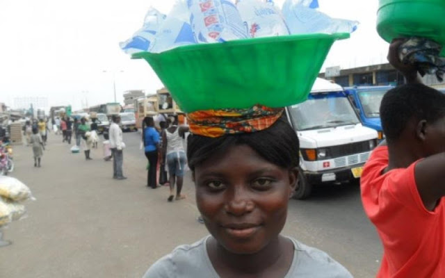 'If Your Husband Doesn't Give You Money, Go And Sell Purewater In His Work Place' - Man Advices Nigerian Women
