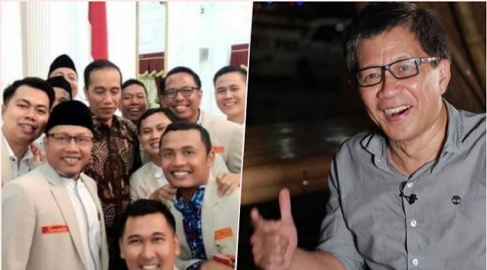Pemuda Muhammadiyah Dapat Lahan, RG: Mungkin Supaya Pemuda Jangan Demo, Bajak Sawah saja