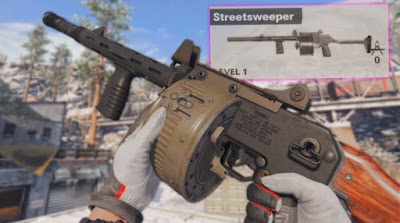 Warzone Streetsweeper shotgun may suffer nerf soon