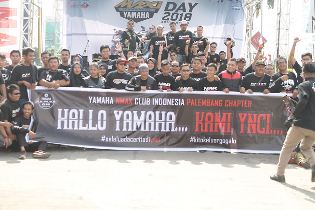 Yamaha NMAX Club Indonesia