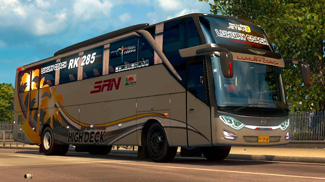 Jetbus 3 SHD v2 ets2 bus SAN