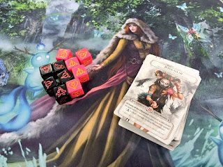 Jessa Ashes deck at 2015 GenCon tournament with Aradel playmat
