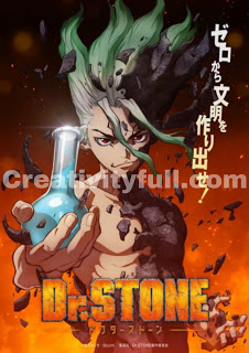 Dr. Stone الحلقة 4