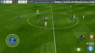 Download DLS 17 Mod UEFA CHAMPIONS LEAGUE Apk + Data Obb