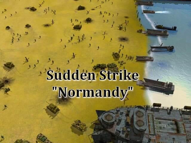 Sudden Strike Normandy: Δωρεάν παιχνίδι στρατηγικής με την μάχη στη Νορμανδία