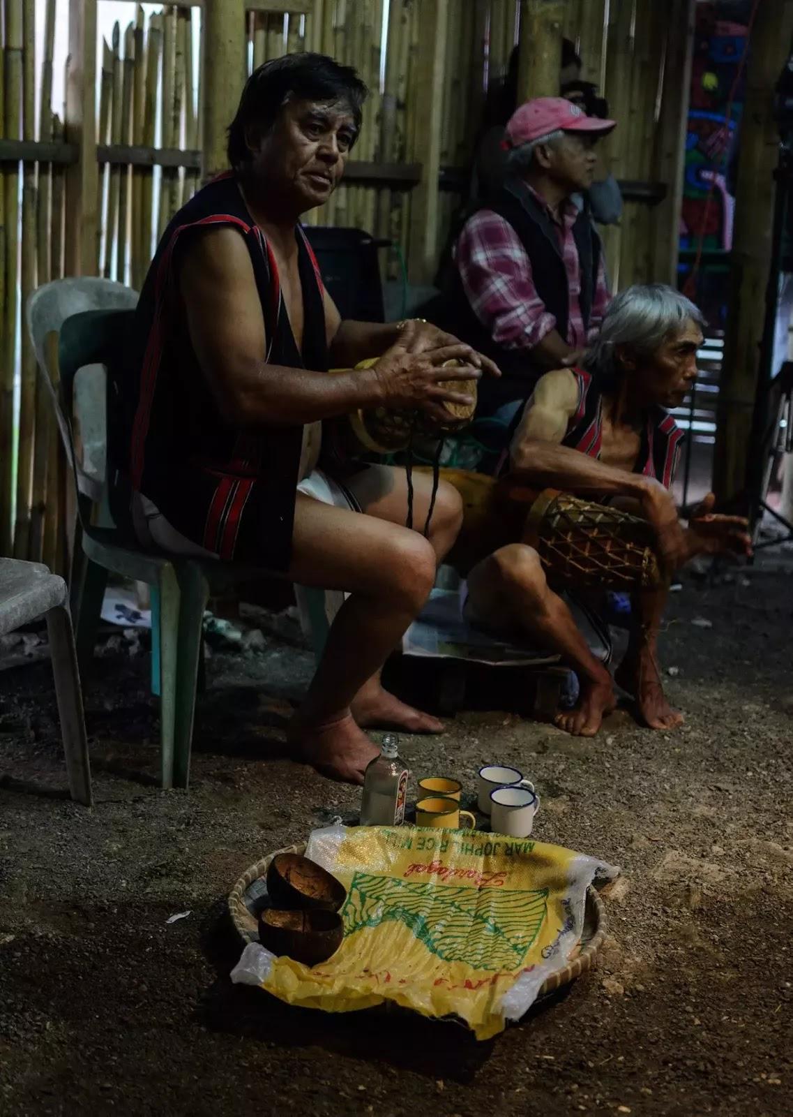 8th Tam-awan International Arts Festival Closing Cordillera Ethno-indigenous Solibao Drum Beats