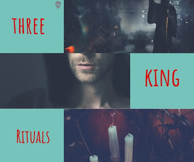 Three kings ritual-Scary game