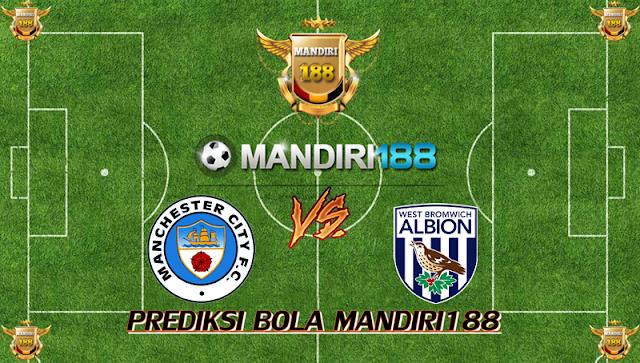 AGEN BOLA - Prediksi Manchester City vs W.B.A 1 Februari 2018