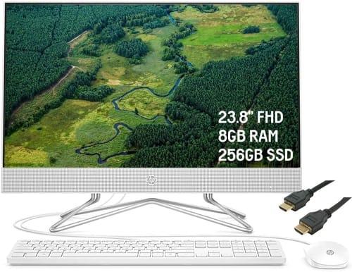 2020 Premium HP 24 All-in-One Desktop Computer