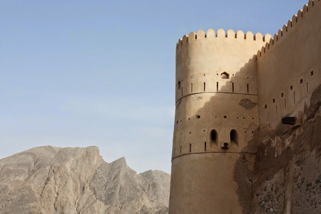 A fort in Oman