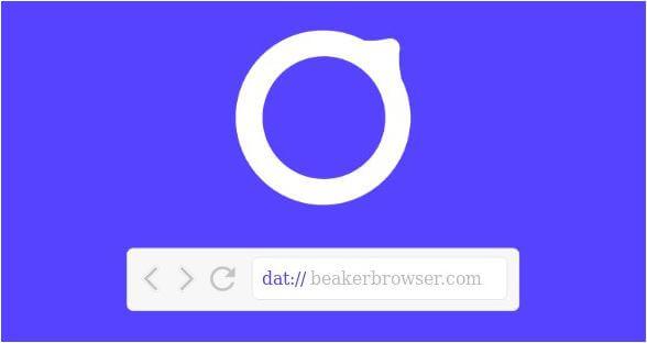 تحميل, متصفح, ويب, يتيح, إنشاء, مواقع, انترنت, Beaker ,Browser, احدث, اصدار