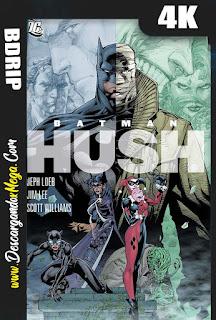 Batman Hush (2019) 4K UHD [HDR] Latino