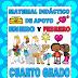 Material de apoyo Segundo Trimestre para 4º Cuarto  grado 2018-2019 (Enero-Febrero)