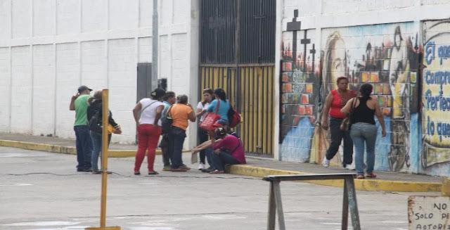 LARA: EN POCAS HORAS RECAPTURAN A SIETE FUGADOS DEL RETÉN DE EL MANZANO