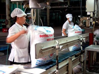 vận chuyển thực phẩm đi Hà Nội