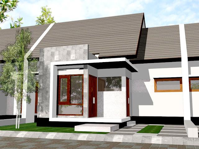 3 Desain Rumah Minimalis Type 36