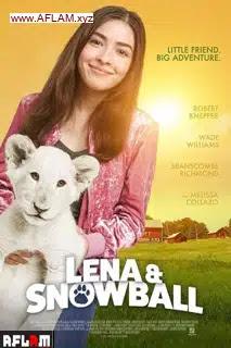 فيلم Lena and Snowball 2021 مترجم اون لاين