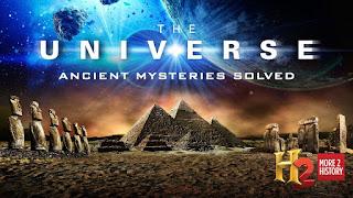 Συμπαν: Αρχαια Μυστηρια | Δείτε online τη Σειρά Ντοκιμαντέρ με ελληνικους υποτιτλους