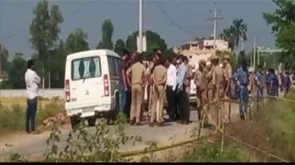 News, National, India, New Delhi, Police, Crime, Arrest, Lakhimpur Kheri violence: SIT takes Ashish Mishra to site to recreate crime scene