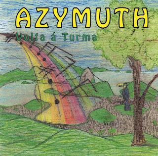 Azymuth - 1991 - Volta á Turma