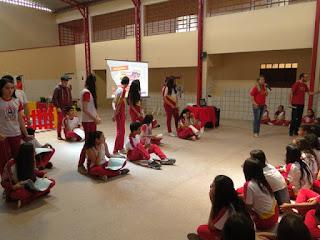 Alunos do CSJD se preparam com muito entusiasmo para o 17º Momento Cultural...