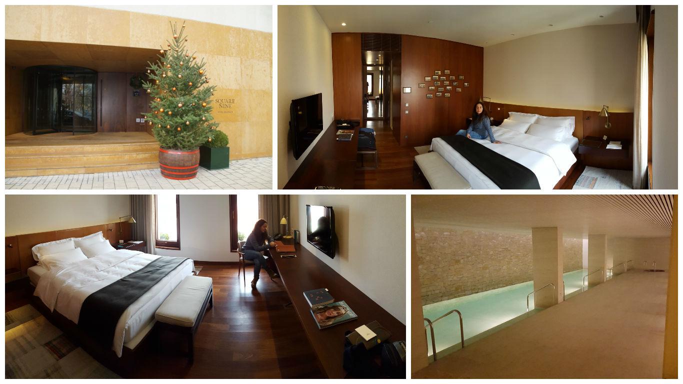 SQUARE NINE BELGRADO, hoteles belgrado, 5 estrellas en Belgrado