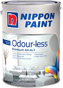 Harga Cat Nippon Paint Odourless