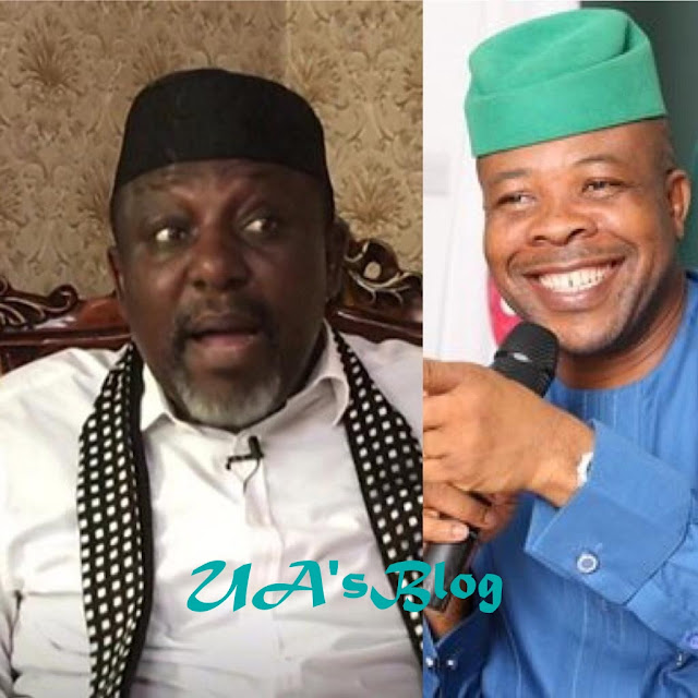 "Stolen vehicles: Okorocha gives Ihedioha 7-day ultimatum to show proof  ...""allegation attempt to tarnish my image"""
