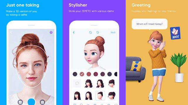 تطبيقات تسمح لك بإنشاء صورة تعبيرية متحركة Avatar شبيهة لك كما في الهواتف الجديدة