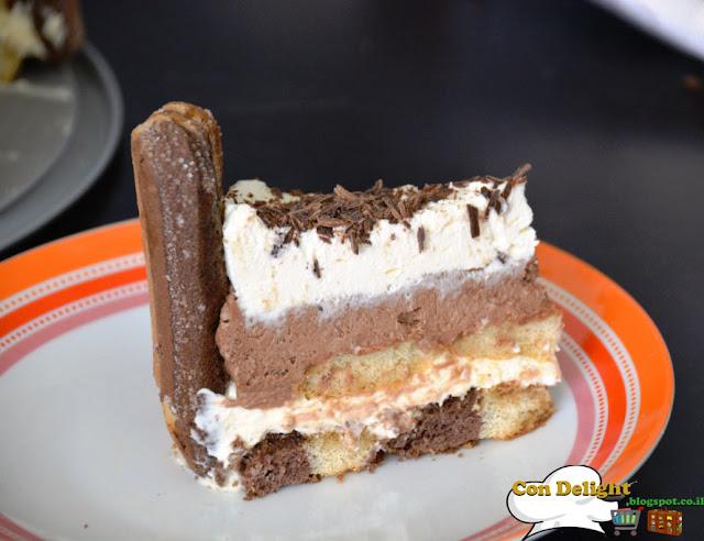 tiramisu cake עוגת טירמיסו