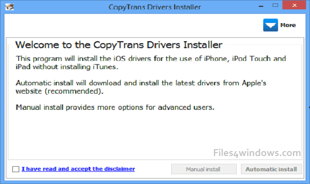 copytrans-driver-installer-offline