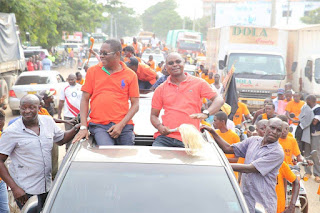 Kilifi governor Amason Kingi. PHOTO | KCG