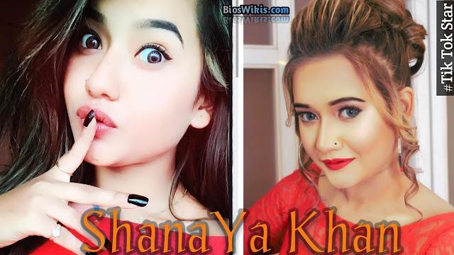 Shanaya khan Tik Tok Popular Girl, Wiki, Age, Height, Weigh, Boyfriends, Family, Biography, Photos & More
