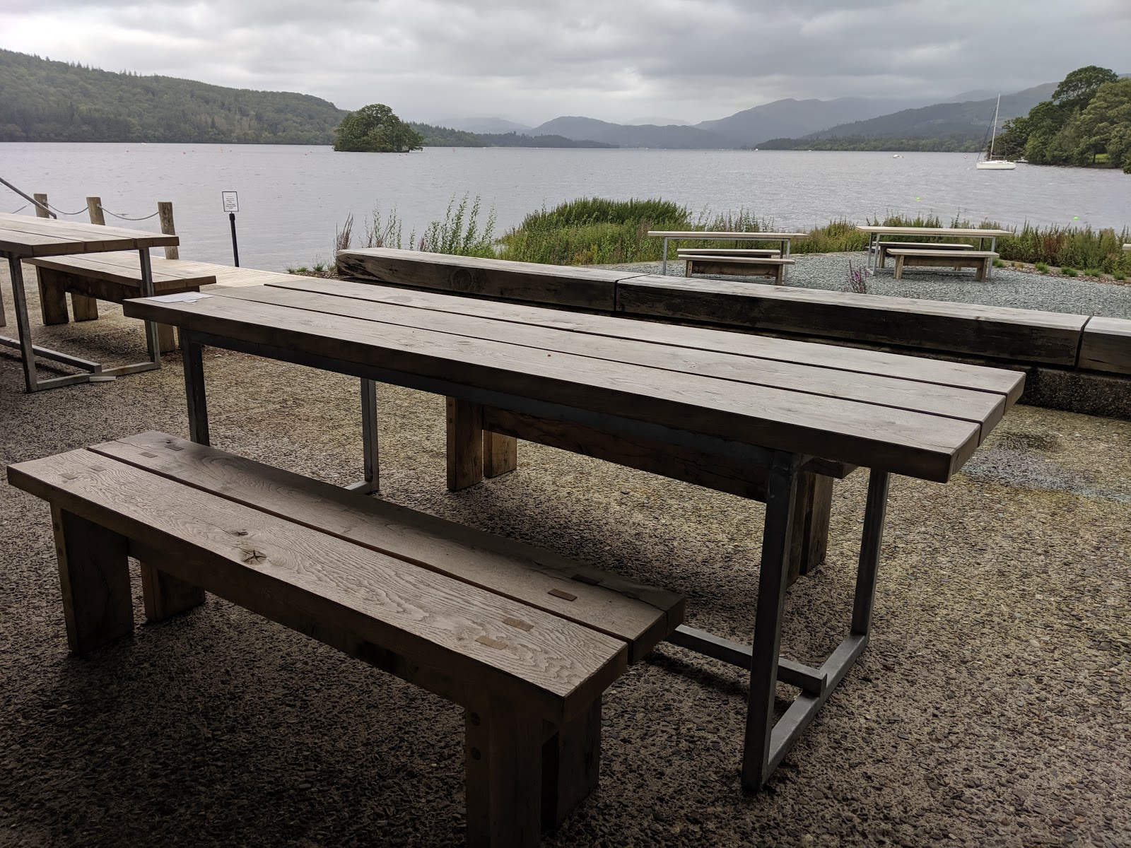 13 Reasons to Visit Windermere Jetty with Kids  - sun set pizzas