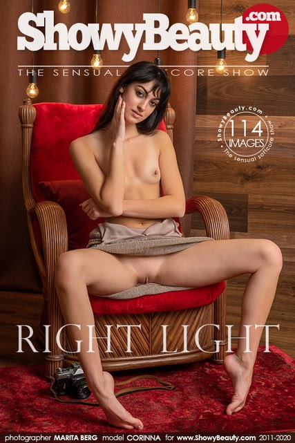[ShowyBeauty] Corinna - Right Light