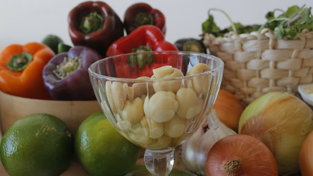 The Mediterranean diet food