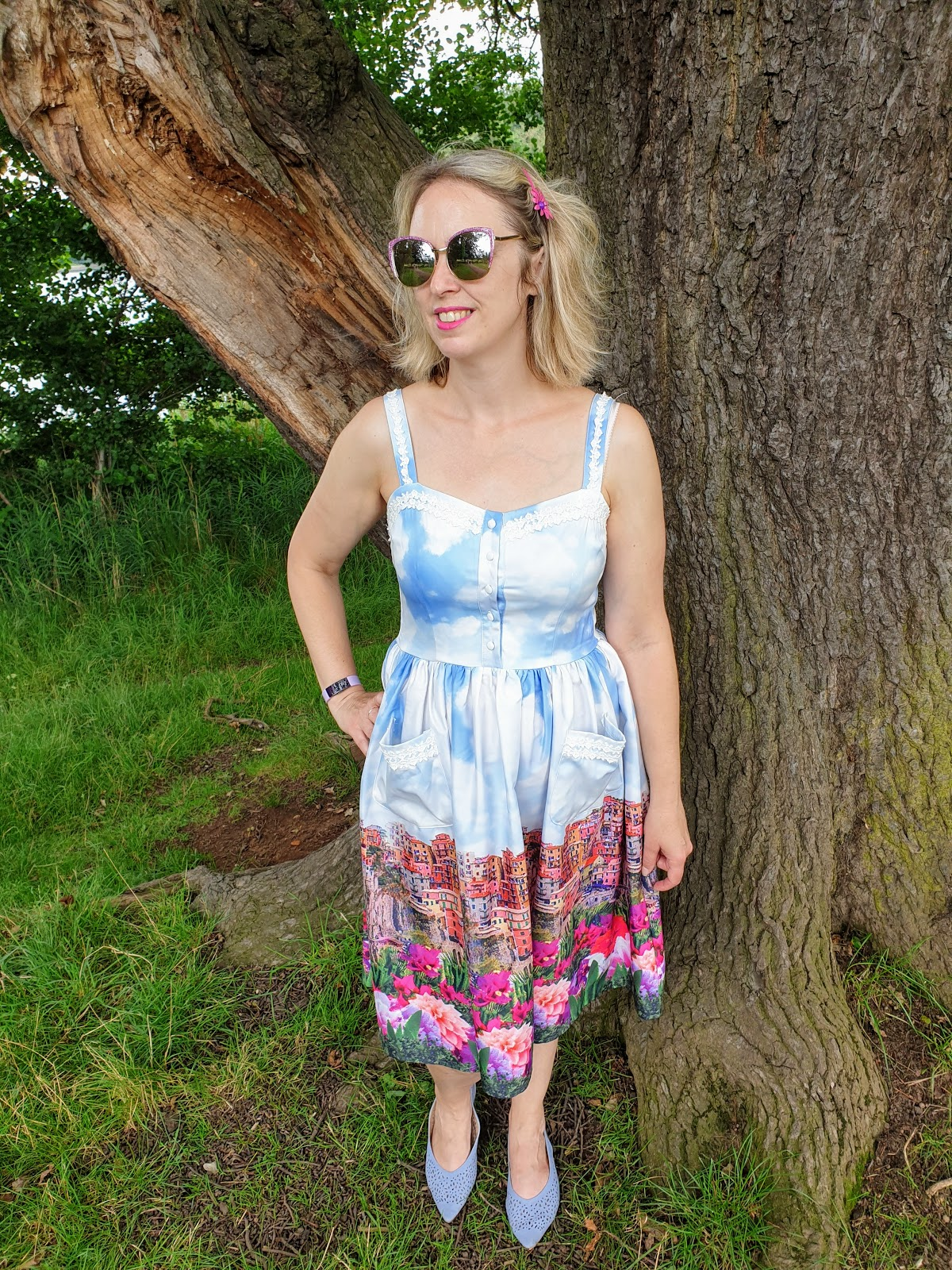 Vintage Tea Dress Perfect For Afternoon Tea Week