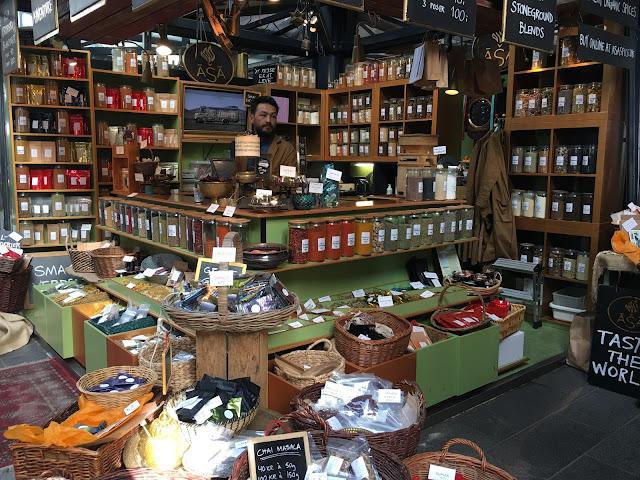 asa trading, torvehallerne food market, copenhagen