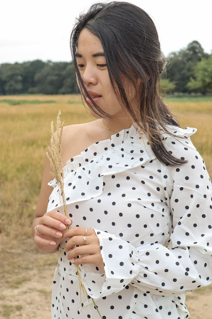 Polka dot trend for summer