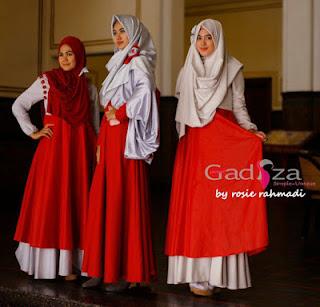 Contoh Pola Baju Muslim untuk Menjahit